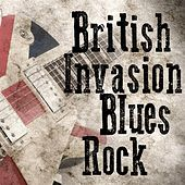British Invasion Blues Rock de Various Artists