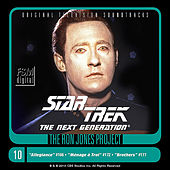 Star Trek: The Next Generation, Disc 10: The Offspring/Menage a Troi/Brothers by Ron Jones