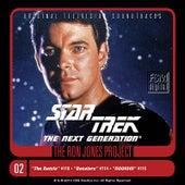 Star Trek: The Next Generation, 2: The Battle/Datalore/11001001 by Ron Jones