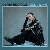 All I Want (Live at Vevo) de Olivia Rodrigo