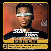 Star Trek: The Next Generation, 8: Evolution/Who Watches the Watchers/Booby Trap/The Price by Ron Jones