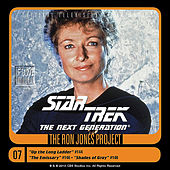 Star Trek: The Next Generation, 7: Up the Long Ladder/The Emissary/Shades of Gray by Ron Jones