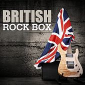 British Rock Box von Various Artists