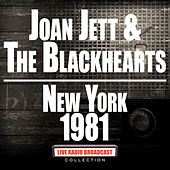 New York 1981 (Live) de Joan Jett & The Blackhearts