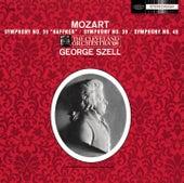Mozart: Symphonies No. 35 in D Major K385; No. 39 in E-Flat Major K.543 & No. 40 in G Minor K550 - Sony Classical Originals by Various Artists
