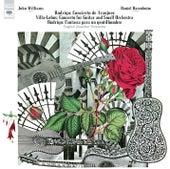Rodrigo: Concierto de Aranjuez; Fantasía para un Gentilhombre & Villa-Lobos: Guitar Concerto - Sony Classical Originals de Various Artists