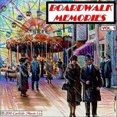 Boardwalk Memories, Vol. 1 by Boardwalk Empire Carousel Band Organ