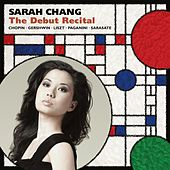 Sarah Chang: Debut von Sarah Chang