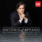 Rachmaninoff: Symphony no. 2 / The Enchanted Lake by Orchestra dell'Accademia Nazionale di Santa Cecilia