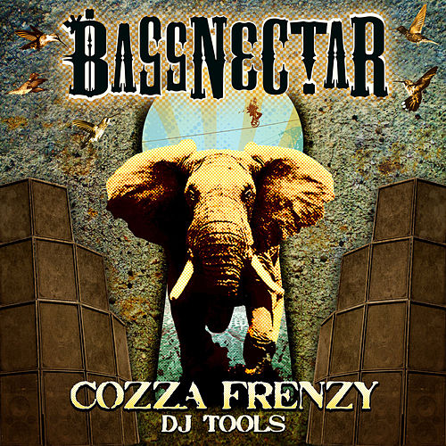 Cozza Frenzy DJ Tools by Bassnectar