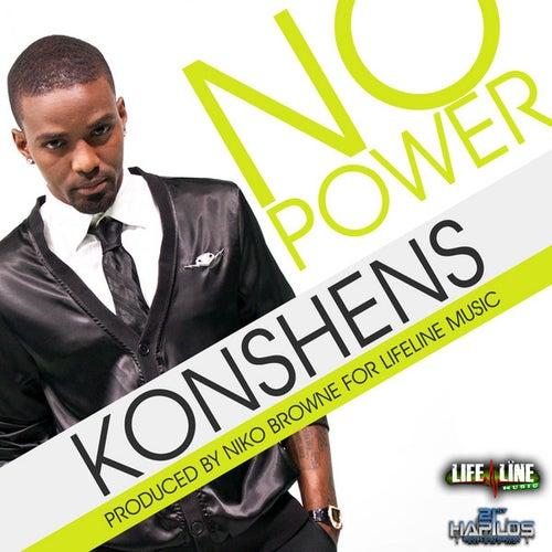 No Power by Konshens