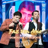 Faz um Ano (Homenagem ao Belmonte) (Ao Vivo) de Gilberto & Gilmar