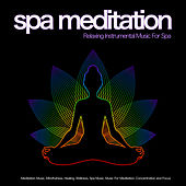 Spa Meditation: Relaxing Instrumental Music For Spa, Meditation Music, Mindfulness, Healing, Wellness, Spa Music, Music For Meditation, Concentration and Focus by Spa Music (1)