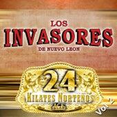 24 Kilates Norteños, Vol. 2 de Los Invasores De Nuevo Leon