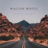 Wagon Wheel de Winter Woods