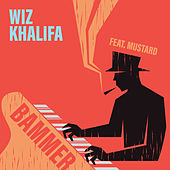 Bammer (feat. Mustard) van Wiz Khalifa