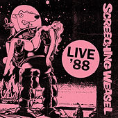 Live '88 de Screeching Weasel