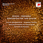 Beethoven's World - Reicha, Romberg: Concertos for Two Cellos by Reinhard Goebel