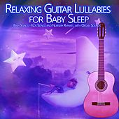 Relaxing Guitar Lullabies for Baby Sleep: Baby Songs, Kids Songs and Nursery Rhymes with Ocean Sounds by Baby Sleep Music Academy