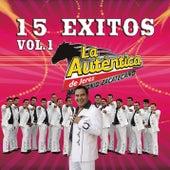 15 Exitos Vol. 1 by La Auténtica De Jerez