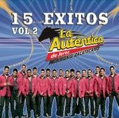 15 Exitos Vol. 2 by La Auténtica De Jerez