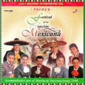 Primer Festival De La Canción Mexicana by Vários Artistas