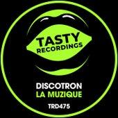 La Muzique (Radio Mix) fra Discotron