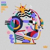 Kick Bass Brazil, Vol. 3 von Various Artists