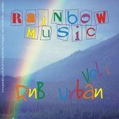 Rainbow-Music RnB Urban - Vol. 01 de Various Artists