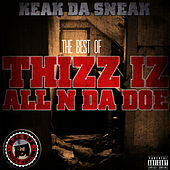 The Best Of: Thizz Iz All N Da Doe von Keak Da Sneak