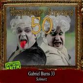 Folge 50: Gabriel Burns 33 - Schmerz von Hörspielkammer des Schreckens