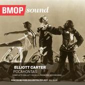 Elliott Carter: Pocahontas de Boston Modern Orchestra Project