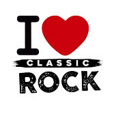 I Love Classic Rock di Various Artists