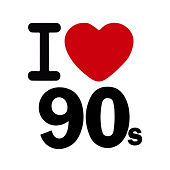 I Love 90s by Various Artists