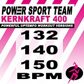 Kernkraft 400 (Powerful Uptempo Cardio, Fitness, Crossfit & Aerobics Workout Versions) by Power Sport Team