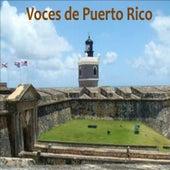 Voces de Puerto Rico by German Garcia