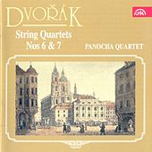 Dvořák: String Quartets No. 6 & 7, Andante appassionato & Gavotte de Various Artists