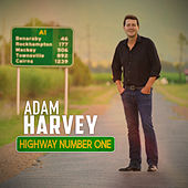 Highway Number One von Adam Harvey