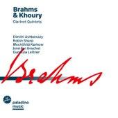 Brahms & Khoury: Clarinet Quintets de Dimitri Ashkenazy