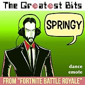 Springy Dance Emote (From