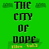 City Of Dope Files, Vol. 2 de Dj King Assassin