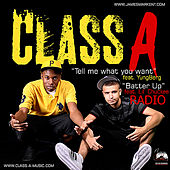 batter up  Feat. Lil Chuckee (radio) de Class A