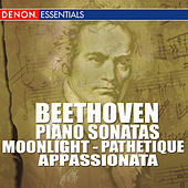 Beethoven - Piano Sonatas - Moonlight -  Pathetique - Appassionata by Walter Klien