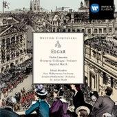 Elgar: Violin Concerto, Froissart, Cockaigne von Yehudi Menuhin Sir Adrian Boult