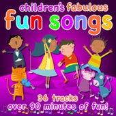 Children's Fabulous Fun Songs by Kidzone