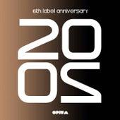 Opium 6th Label Anniversary de Various Artists