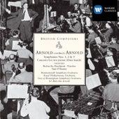 Arnold conducts Arnold: Symphonies Nos. 1, 2 & 5 etc von Sir Malcolm Arnold
