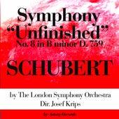 Franz Schubert : Symphony No. 8 In B Minor 'Unfinished', D. 759 by London Symphony Orchestra