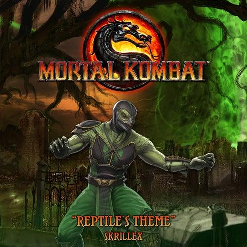Reptile's Theme by Skrillex