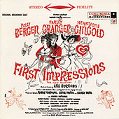 First Impressions by The Original Broadway Cast Of First Impressions